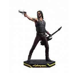 Cyberpunk 2077 - Johnny Silverhand Dark Horse figure