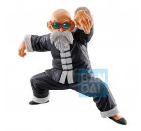 Figurine Banpresto Dragon Ball Super - Ichibansho Tortue géniale/Master Rochi (Strong Chains!!)