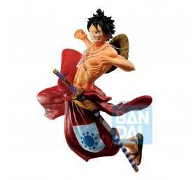 One Piece - Ichibansho Luffy Taro (Full Force) Banpresto Figure