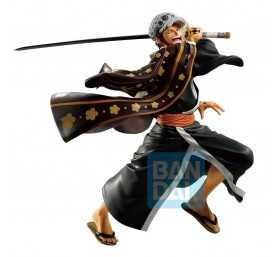 One Piece - Ichibansho Trafalgar Law (Full Force) Banpresto Figure