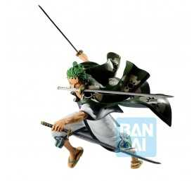 One Piece - Ichibansho Zoro Juro (Full Force) Banpresto Figure