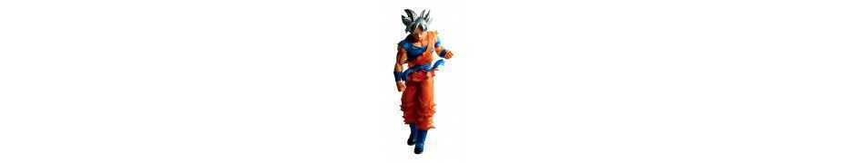 Figurine Dragon Ball Heroes - Ichibansho Son Goku (Ultra Instinct)