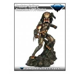 Figurine Diamond Select Predator - Movie Gallery Unmasked Predator SDCC 2020