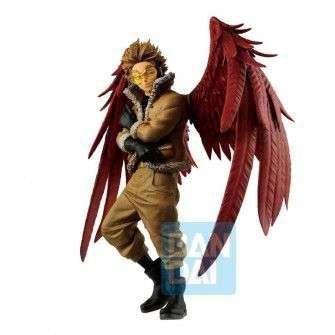 Figurine Banpresto My Hero Academia - Ichibansho Hawks (I'm Ready!)