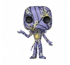 Nightmare Before Christmas - Artist Series Jack Skellington POP! Funko figure