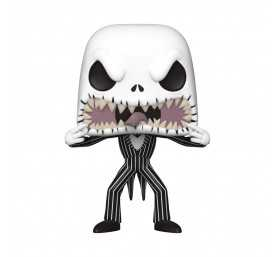 Nightmare Before Christmas - Jack Skellington (scary face) POP! Funko figure