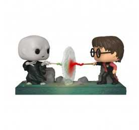 Figurine Funko Harry Potter - Movie Moment Harry Potter VS. Voldemort POP!