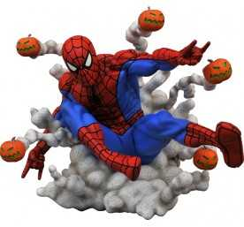 Figurine Diamond Select Marvel - Marvel Gallery Pumpkin Bomb Spider-Man