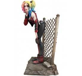 Figura Diamond Select DC Comics - DC Comic Gallery DCeased Harley Quinn