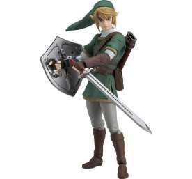 The Legend of Zelda: Twilight Princess - Figma Link Deluxe Version Good Smile Comany figure