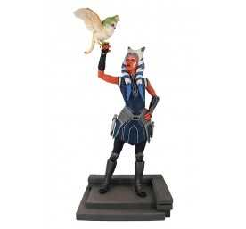 Figura Gentle Giant Star Wars The Clone Wars - Premier Collection Ahsoka