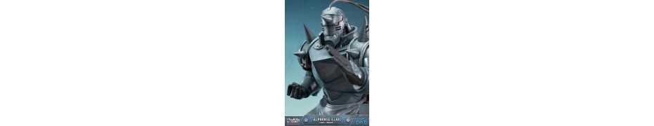 Fullmetal Alchemist - Alphonse Elric Regular Edition (Gray Variant) figure 6