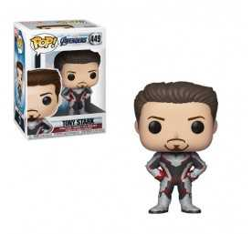 Figurine Marvel Avengers Endgame - Tony Stark POP!