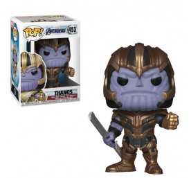 Figurine Marvel Avengers Endgame - Thanos POP!