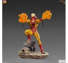 Figurine Iron Studios Marvel Comics - BDS Art Scale 1/10 Pyro