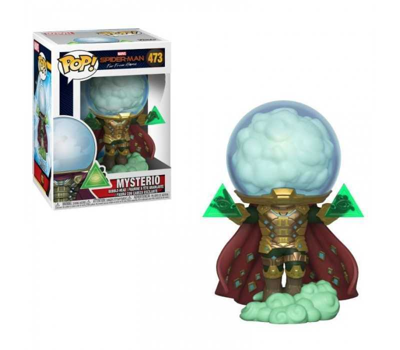Figurine Marvel Spider-Man: Far From Home - Mysterio POP!