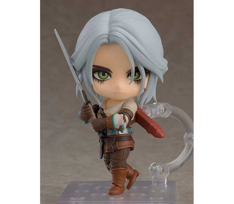 Figura The Witcher 3 Wild Hunt - Nendoroid Ciri Exclusive