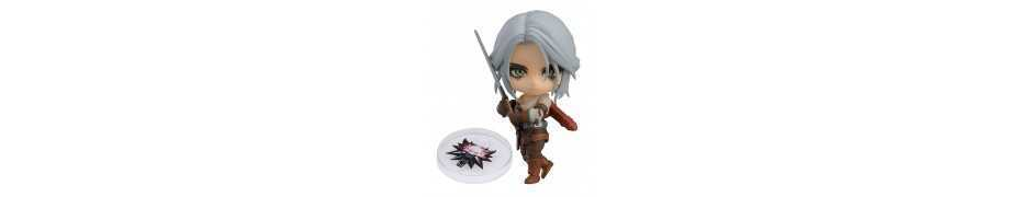 Figura The Witcher 3 Wild Hunt - Nendoroid Ciri Exclusive 2