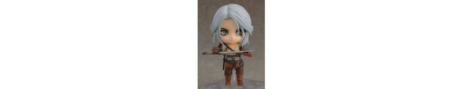 Figura The Witcher 3 Wild Hunt - Nendoroid Ciri Exclusive 3
