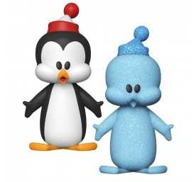 Figurine Funko Chilly Willy - Frisquet/Chilly Willy (chance de Chase) SODA
