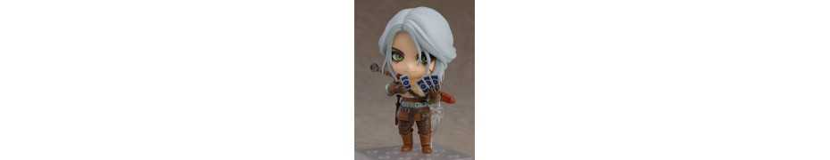 Figura The Witcher 3 Wild Hunt - Nendoroid Ciri Exclusive 4