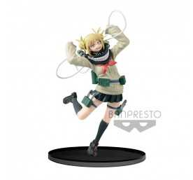 My Hero Academia - Colosseum Billboard Charts Vol. 5 Himiko Toga Ver. A Banpresto figure