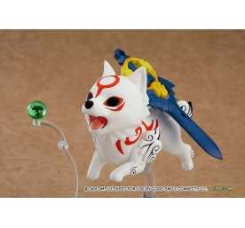 Okami - Nendoroid Amaterasu Deluxe Version Good Smile Company figure