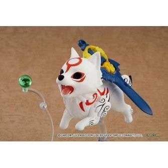 Figurine Good Smile Company Okami - Nendoroid Amaterasu Deluxe Version