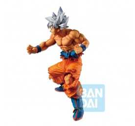Dragon Ball Z - Ichibansho Son Goku Ultra Instinct (VS Omnibus) Banpresto figure 2