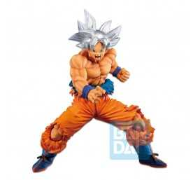 Figurine Banpresto Dragon Ball Z - Ichibansho Son Goku Ultra Instinct (VS Omnibus)