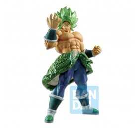 Figurine Banpresto Dragon Ball Z - Ichibansho Super Saiyan Broly Full Power (VS Omnibus)
