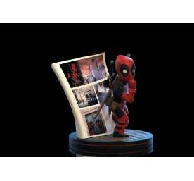 Figurine Marvel - Q-Fig Deadpool Diorama 2