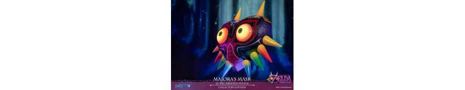The Legend of Zelda - Majora's Mask Collector's Edition First 4 Figures statue 2