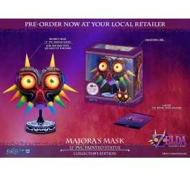 The Legend of Zelda - Majora's Mask Collector's Edition First 4 Figures statue 17