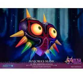 The Legend of Zelda - Majora's Mask Collector's Edition First 4 Figures statue 3