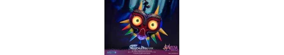 The Legend of Zelda - Majora's Mask Collector's Edition First 4 Figures statue 4