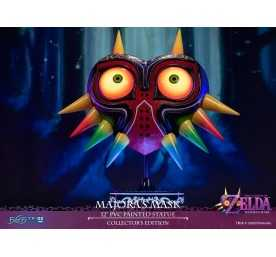 The Legend of Zelda - Majora's Mask Collector's Edition First 4 Figures statue 5