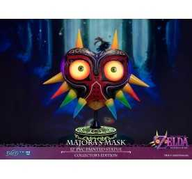The Legend of Zelda - Majora's Mask Collector's Edition First 4 Figures statue 7