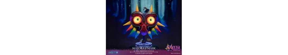 The Legend of Zelda - Majora's Mask Collector's Edition First 4 Figures statue 8