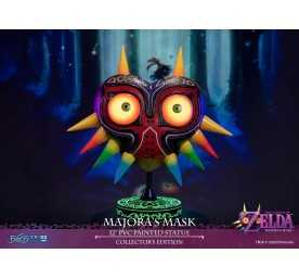 The Legend of Zelda - Majora's Mask Collector's Edition First 4 Figures statue 9