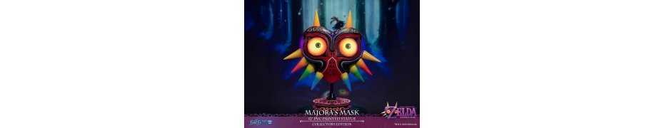 The Legend of Zelda - Majora's Mask Collector's Edition First 4 Figures statue 10