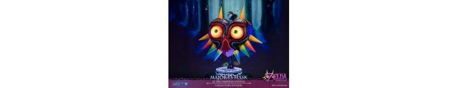 The Legend of Zelda - Majora's Mask Collector's Edition First 4 Figures statue 16