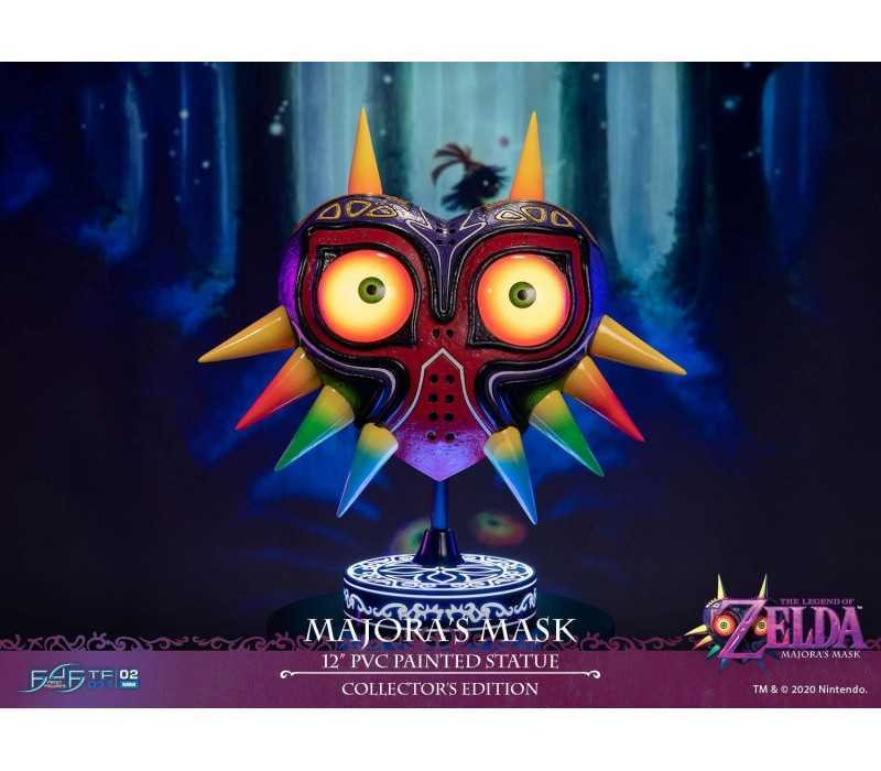 The Legend of Zelda - Majora's Mask Collector's Edition First 4 Figures statue
