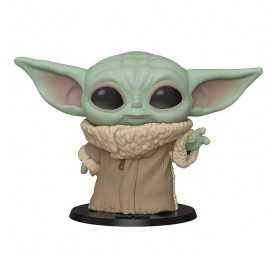 Figurine Funko Star Wars: The Mandalorian - Super Sized Bébé Yoda/The Child Special Edition POP!