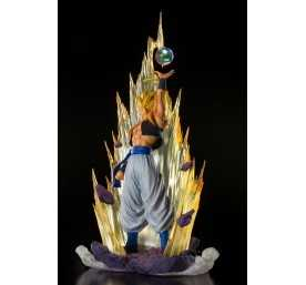 Dragon Ball Z - Figuarts ZERO Fusion Reborn Super Saiyan Gogeta Tamashii Nations figure