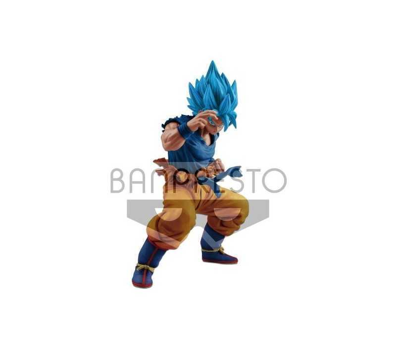 Figura Dragon Ball Super - Masterlise Super Saiyan God Super Saiyan Son Goku