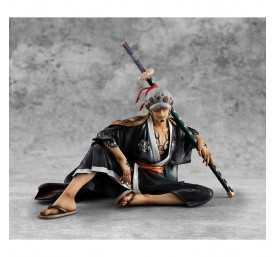 Figurine Megahouse One Piece - Portrait of Pirates Warriors Alliance Trafalgar Law 1