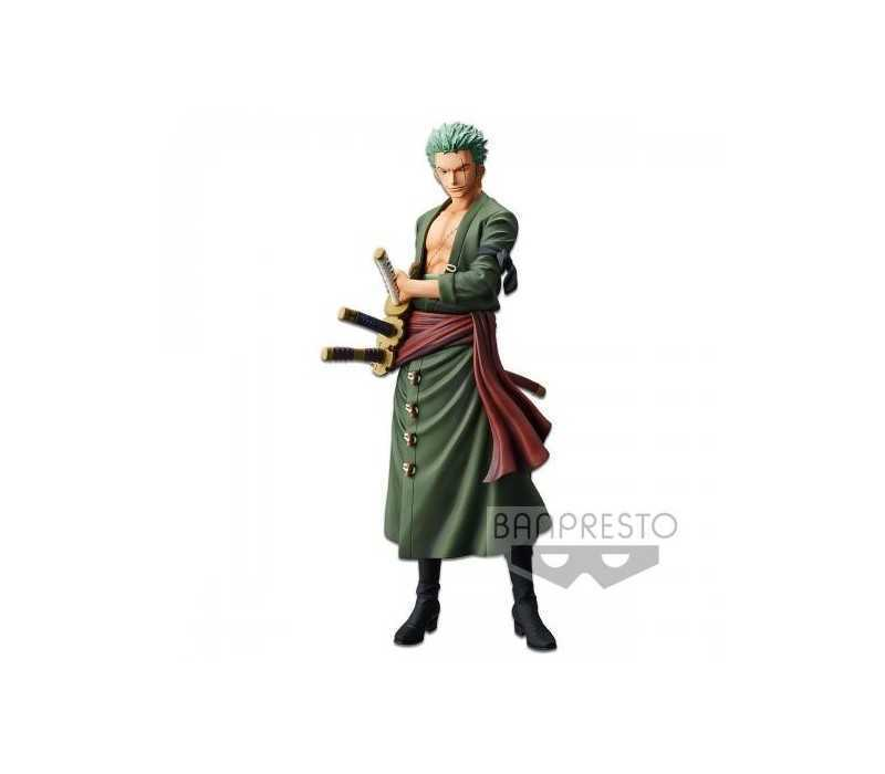 One Piece - Grandista The Grandline Men Zoro figure