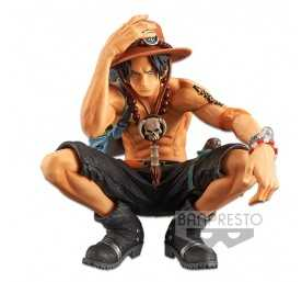 Figurine Banpresto King of Artist The Portgas D. Ace Special Ver. A