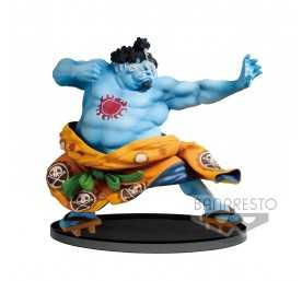 One Piece - BWFC Jinbe Normal Color figure